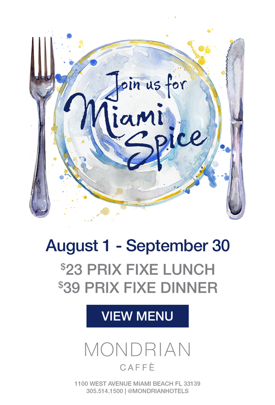 miami spice month